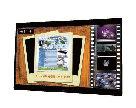 43 吋多點觸控螢幕 (PA-43PMT)